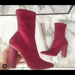 Shoes - 🎉🎈SALE🎈🎉WOMEN'S MID CALF HIGH HEEL BOOT